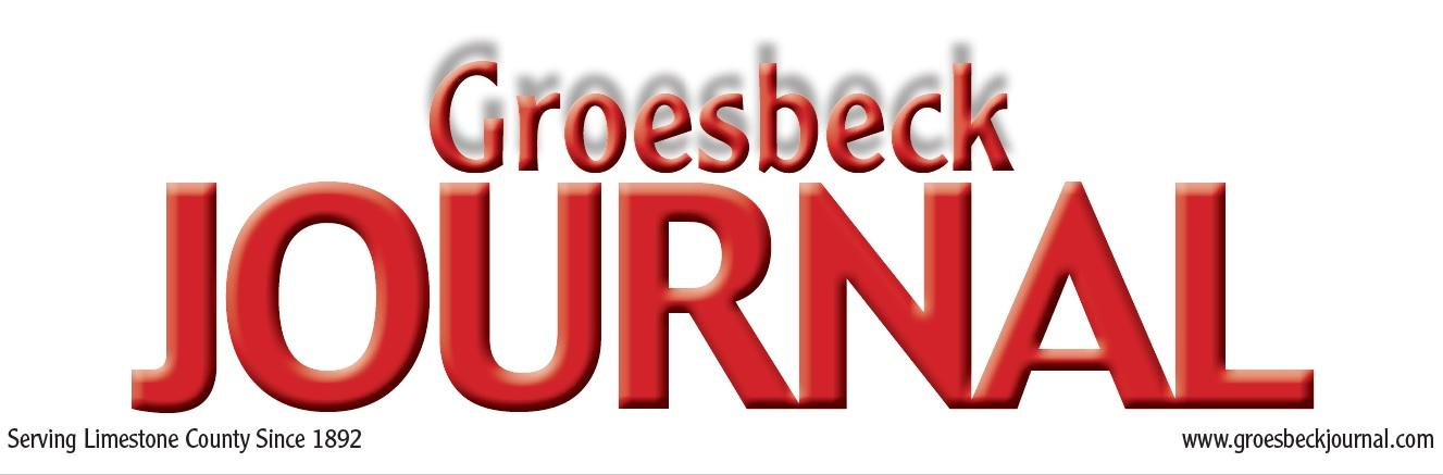 Groesbeck Journal Logo