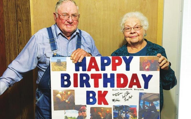 True Love Set In Stone, Local couple celebrates 70th wedding anniversary