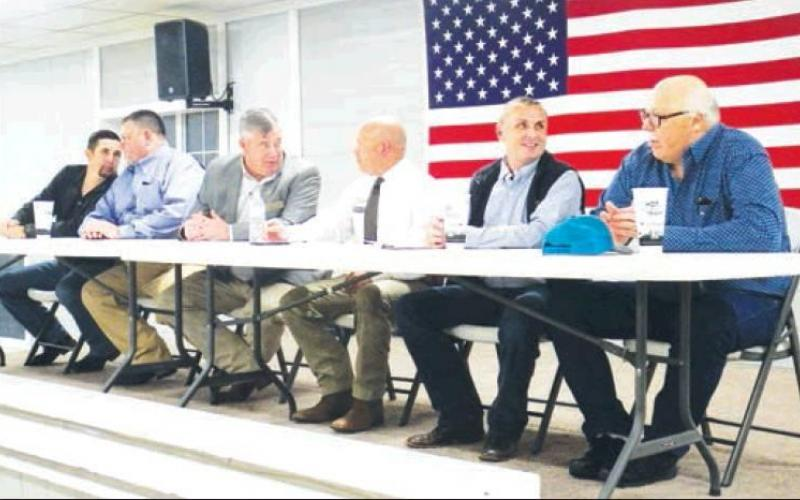 Kosse holds meet the candidates night as County Primary Elections approach