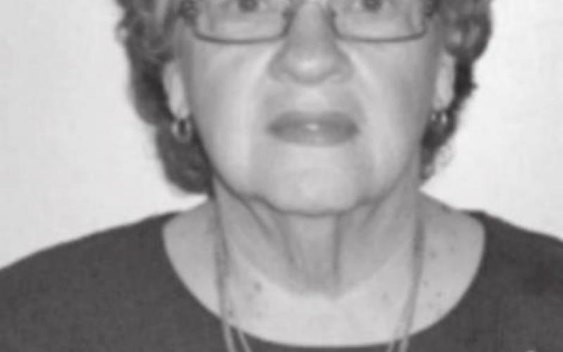 Iris June Catron Matchett