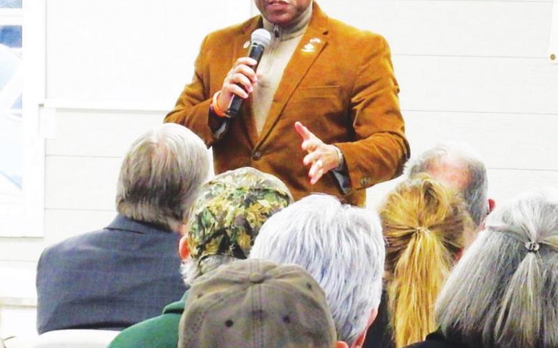 Lt. Col. Allen B. West Speaks on Texas Values