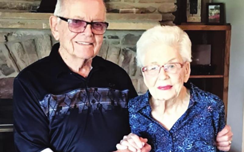 Mary Helen Nance Campbell celebrates 100 birthday