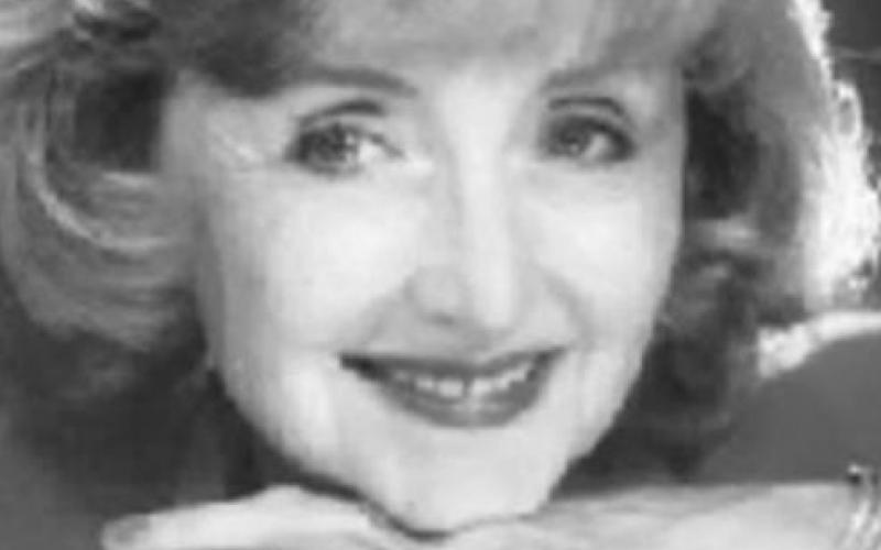 Betty Blake White Rickenbacher