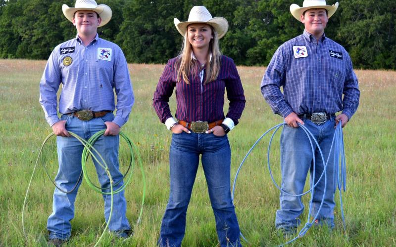 Local Students Qualify For Texas High School Rodeo State