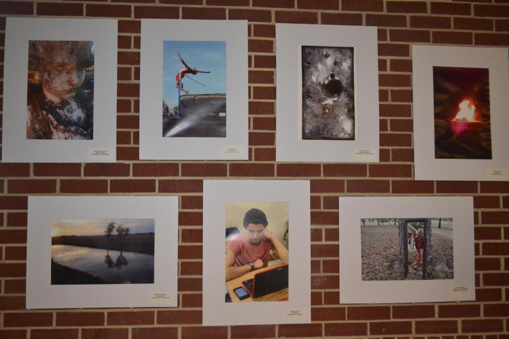 INFOCUS Photography and Art Exhibit at Groesbeck High on April 23.
