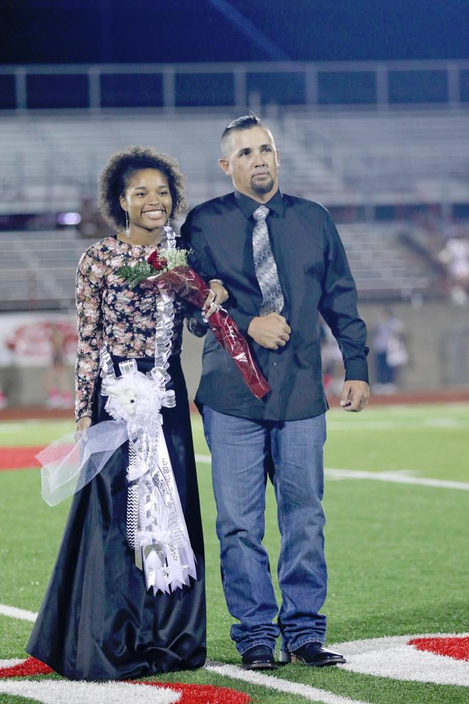 Homecoming Sweetheart - Erylie Townes. Angela Crane photo