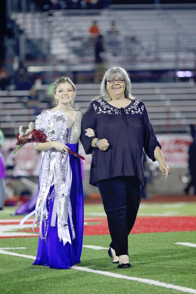 Homecoming Sweetheart - Kaitlyn Cox. Angela Crane photo