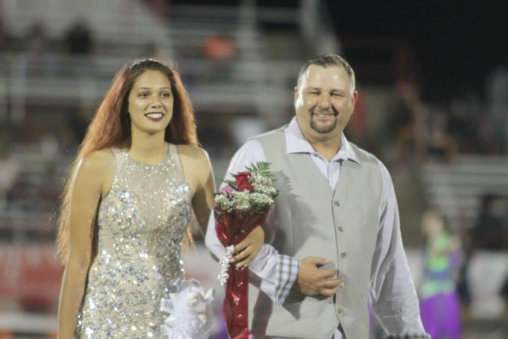 Homecoming Sweetheart - Paige Spivey. Angela Crane photo