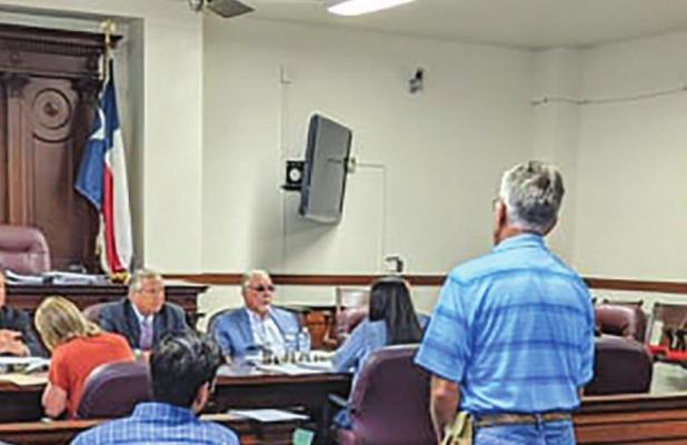 Commissioners Continue Spending Trend