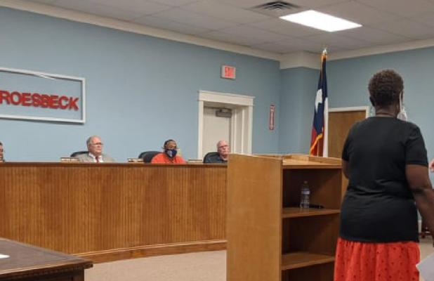 Groesbeck Street repair prioritized by Council