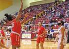 Lady Goats hope to hit good stride in district play