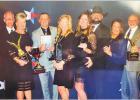Limestone Co. Farm Bureau received the Platinum agency award
