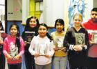 Kids awarded for 42nd awards program