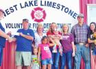 Memorial donation made to WLLVFD