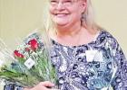 Ginger (Roberts) Fritz named Study Club Woman of the Year