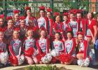 Groesbeck Cheer competes at spirit comp