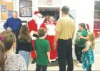 Santa makes visit to Kosse community Christmas dinner, locals share fellowship and more...