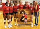 Lady Goats take on Rogers in bi-district playoff match