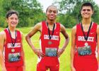 Boys cross country places in top 15 at Malakoff