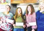 Lions Club recognizes scholarship winners