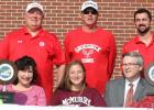 Hannah DeFriend signs to play tennis at McMurry University