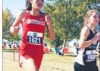 Figard finishes in the middle at State Cross Country meet