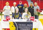 Connally twins sign to play volleyball at Texas A&M-Commerce