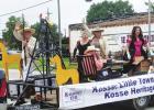 Kosse Homecoming Draws a Crowd