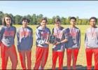Boys cross country team earn district champions title again