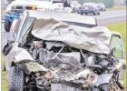 Truck-cow collision causes fatality wreck