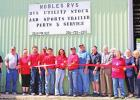 Nobles RV's joins chamber with ribbon cutting