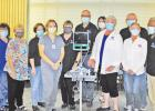 LMC Foundation purchases new bladder scanner with Campbell donation